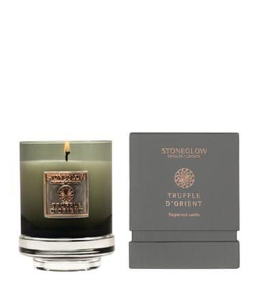 Луксозна ароматна свещ Truffle D'Orient, подходящ романтичен подарък за мъж