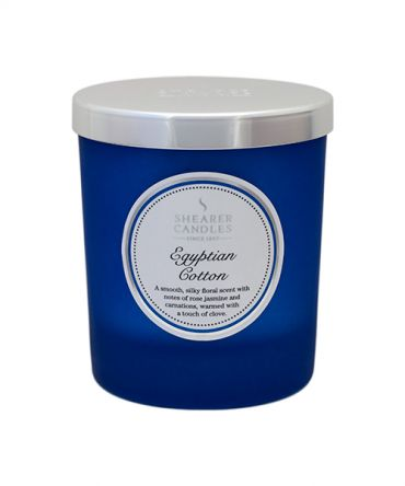 Ароматна свещ Egyptian Cotton Coloured Jar