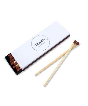 Луксозен кибрит за палене на свещи с 16 бр. клечки с дължина 10 см.