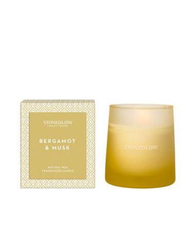 Ароматна свещ Bergamot & Musk