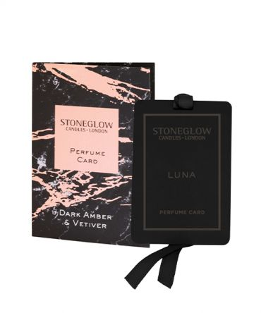 Парфюмна карта - ароматизатор за гардероб Dark Amber & Vetiver