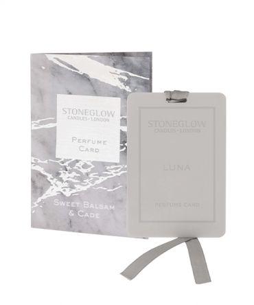 Парфюмна карта - ароматизатор за гардероб Sweet Balsam & Cade