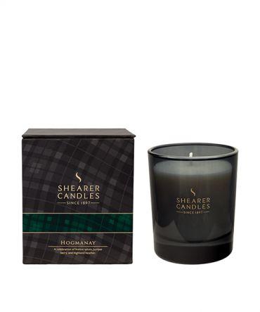 Луксозна ароматна свещ, подходящ подарък за мъже